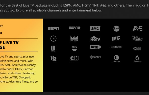 Sling TV cable TV alternative