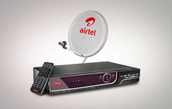 Which DTH provider offers the