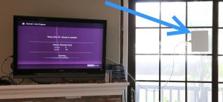 How to get TV without cable or Dish?