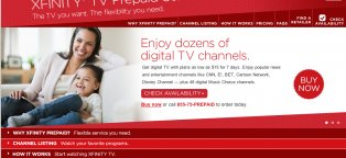 Prepaid cable television
